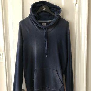 Vintage Diesel Hooded Sweatshirt VTG Rare